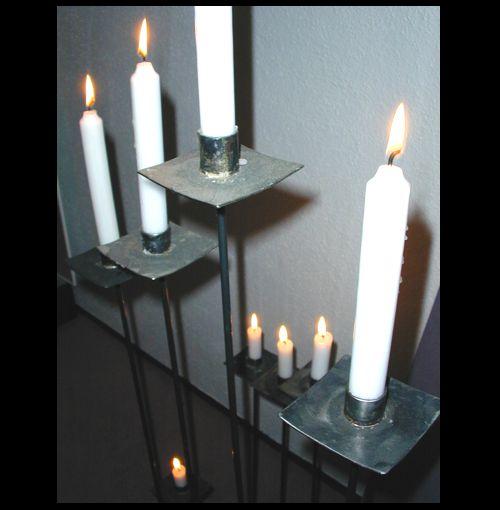 Ferrum Kerzenständer