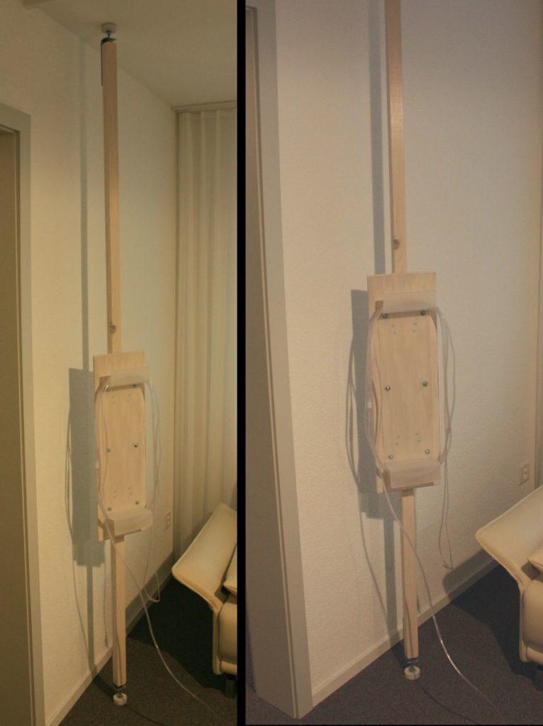 Ständer für Schlauchaufwicklung.1